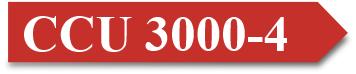 CCU 3000 4