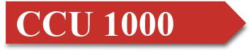 CCU 1000